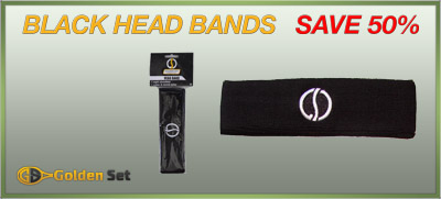 Black Head Bands