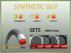 Synthetic Gut Sets (40ft/12.2m)