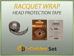 Racquet Wrap (racquet head protection tape)